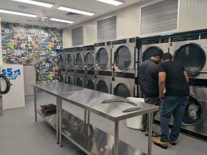 Newcomb-Laundry