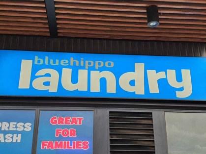 Blue Hippo Laundry Tarniet Riverdale Laundromat