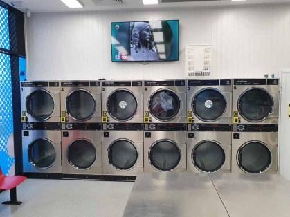 Tarniet Riverdale Blue Hippo Laundry