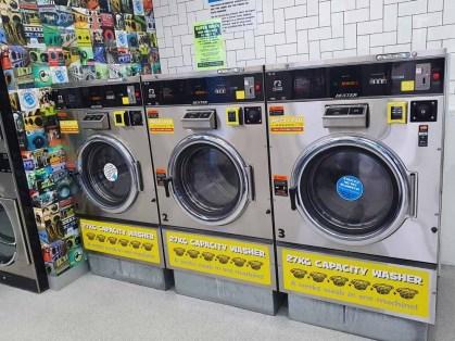 Tarniet Riverdale Laundry 27kg Washing Machines
