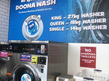 Taylors-Hill-Doona-Laundromat-Blue-Hippo