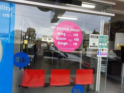 Blue-Hippo-Laundry-Yarraville-Doona-Wash
