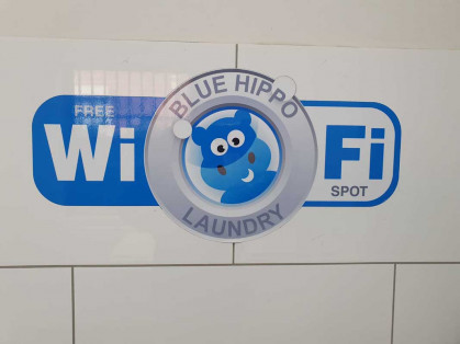 Blue-Hippo-Laundry-Yarraville-Free-Wifi
