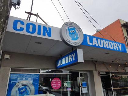 Blue-Hippo-Laundry-Yarraville-Outside