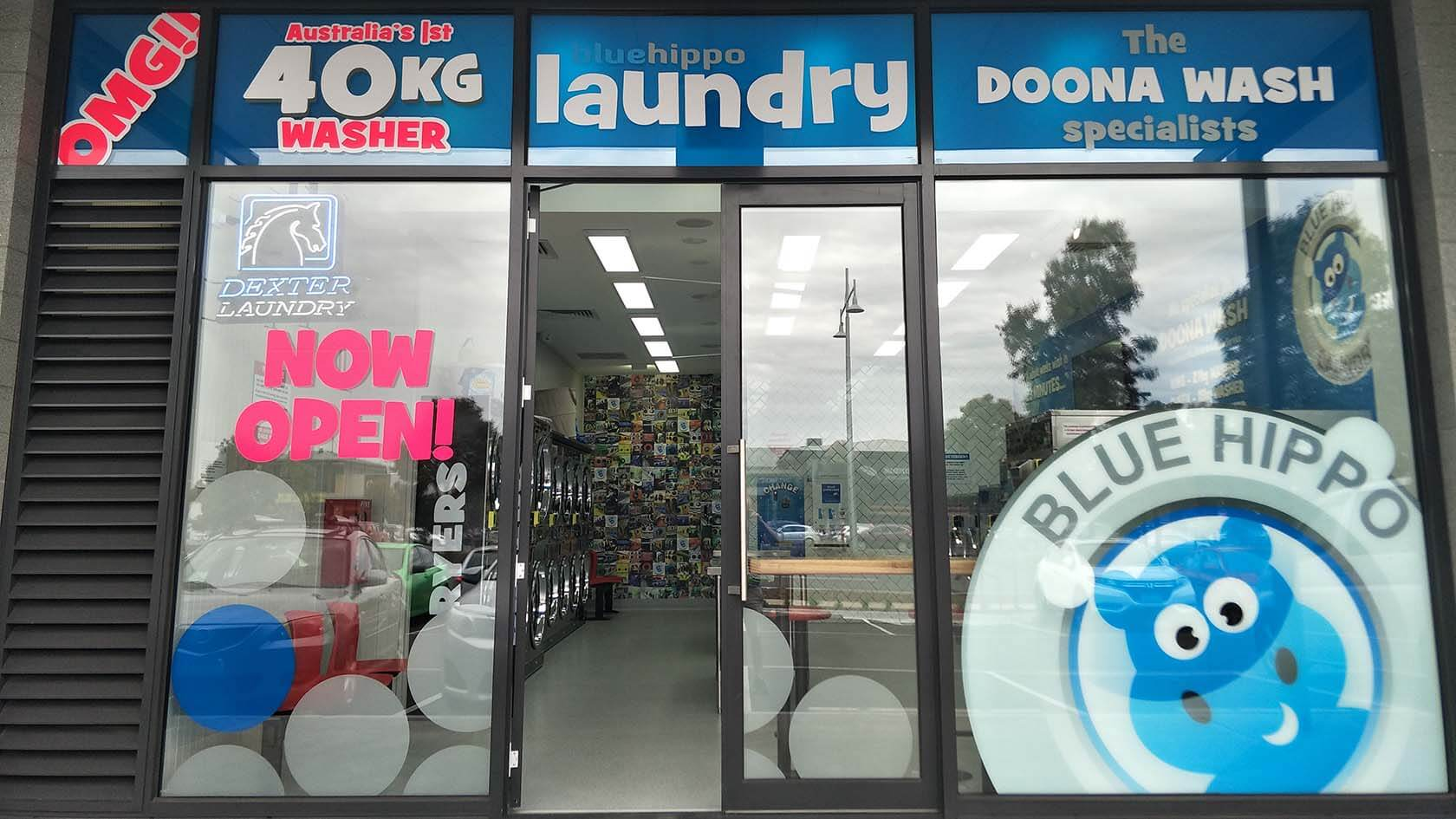 Public Laundry Geelong