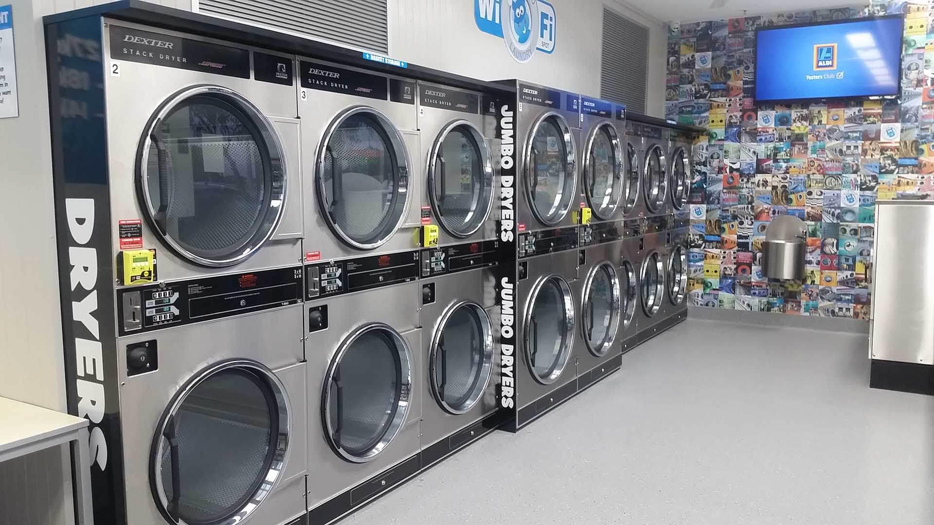 Melbourne Coin Laundry laundromats