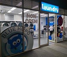 Blue Hippo Laundry Newcomb Laundromat