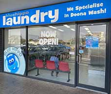 Blue Hippo Laundry Northcote