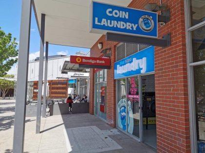 Caroline Springs Blue Hippo Laundromat