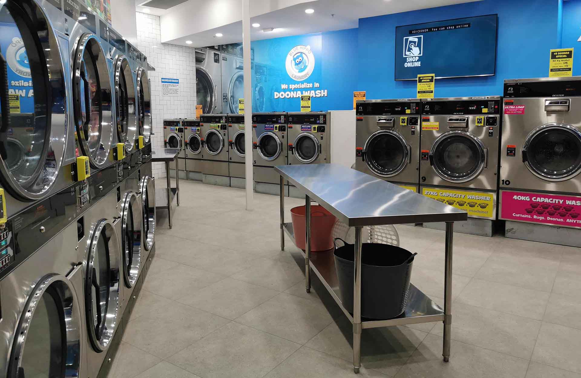 40KG Washing Machines Melbourne