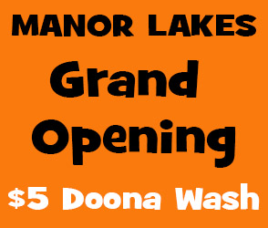 Manor Lakes Grand Opening Offer