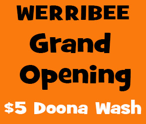 Werribee Laundromat Opening Offer