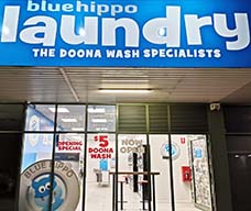 Blue Hippo Laundry Werribee Laundromat
