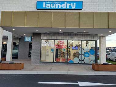 Blue Hippo Laundromat Roxburgh Park at Roxy Central