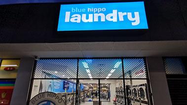 Blue Hippo Laundry Melton