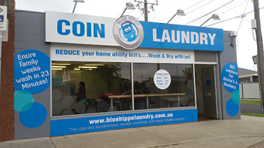 Blue Hippo Laundry Norlane