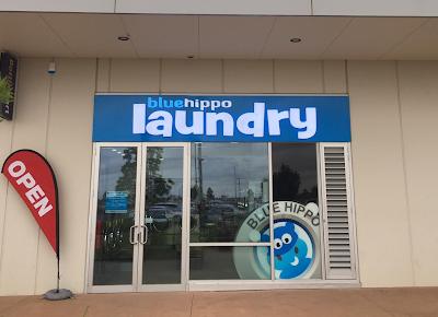 Blue Hippo Laundry Tarneit Central