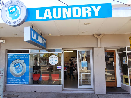 Blue Hippo Laundry Yarraville