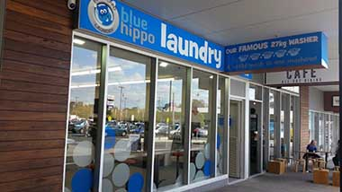 Blue Hippo Laundry in Ascot Vale